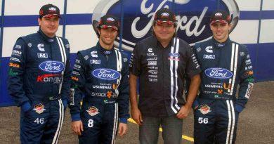 Truck: Ford Racing Trucks treina em Campo Grande