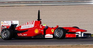 F1: Massa é o mais rápido no primeiro dia de treinos em Valência