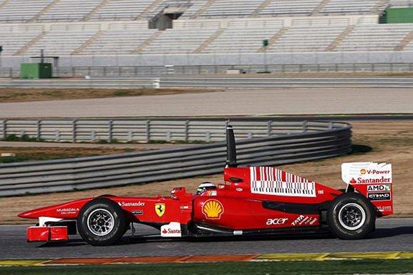 F1: Massa lidera treinos em Valência pelo segundo dia seguido