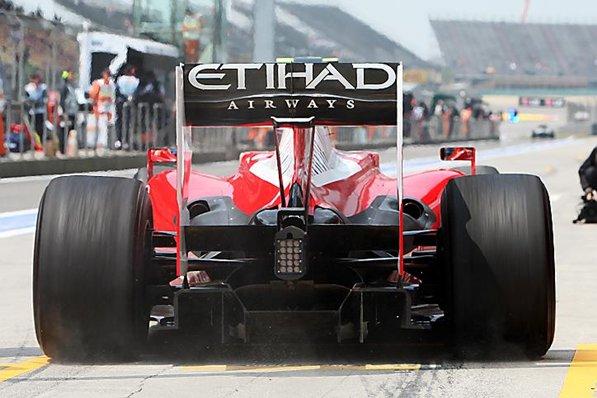 F1: Após polêmica, Ferrari diz que pilotos sabem se controlar