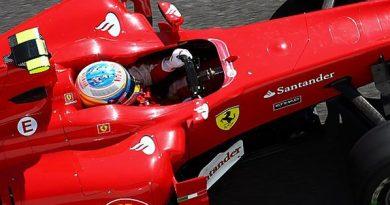 F1: Alonso marca o melhor tempo no 2º treino livre em Mônaco