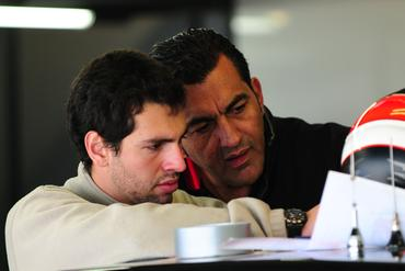 Copa Montana: Galid ficou satisfeito com a estréia na Carlos Alves Competition Team