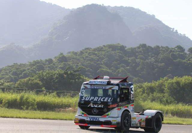 Truck: Pilotos da Mercedes-Benz aprovam circuito do Rio de Janeiro