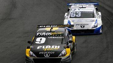 Stock: Losacco cumpre meta e marca pontos em Curitiba