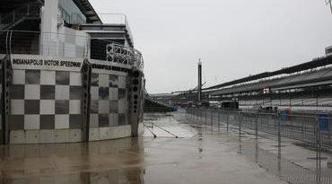 Indy500: Chuva cancela treinos desta segunda feira em Indianápolis