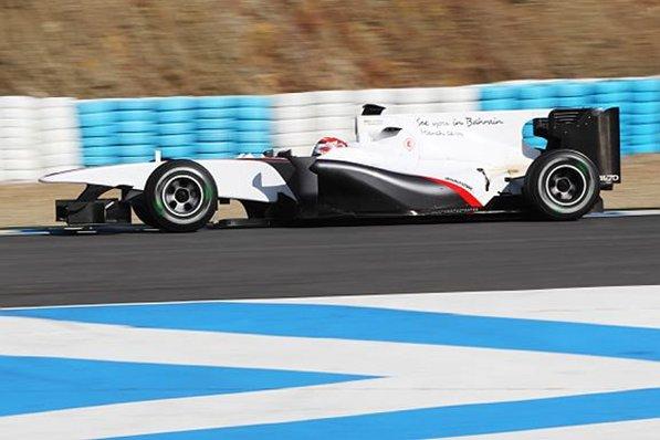 F1: Kobayashi marca melhor tempo no fim e termina 2º dia na frente