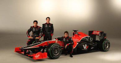 """F1: """"É bonito e agressivo"""", diz Lucas, sobre o VR-01"""