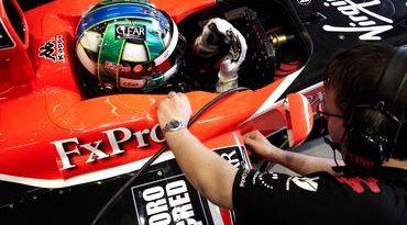 F1: Lucas supera companheiro de equipe no primeiro dia de treinos livres em Mônaco