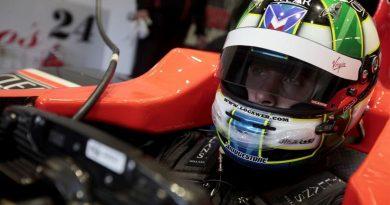 F1: Di Grassi volta à pista em Jerez