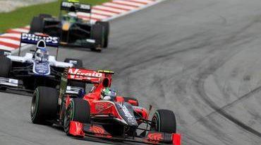 F1: Com mais desenvolvimentos, Virgin visa novamente ser a melhor entre as estreantes