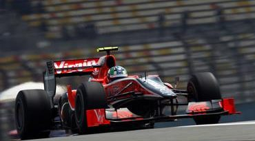 F1: Visando acerto de corrida, Lucas completa 55 voltas em Xangai