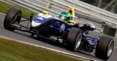 F3 Inglesa: Depois de treino na GP3, Lucas Foresti volta às atenções para a Fórmula 3
