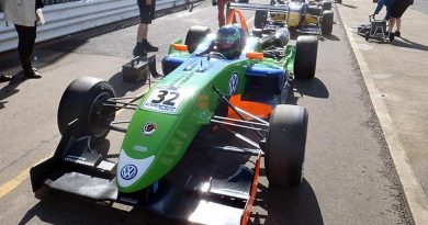 F3 Inglesa: Na França, Britânico de Fórmula 3 terá sua terceira rodada