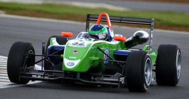 F3 Inglesa: Lucas Foresti participou dos treinos coletivos da Fórmula 3