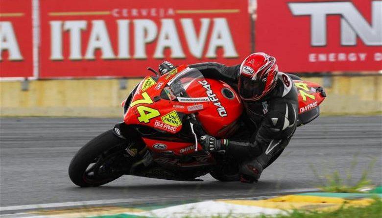 TNT Superbike reúne em Curitiba principais nomes da motovelocidade brasileira