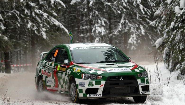 Rally: Campeonato Mundial começou hoje para Nobre/Paula