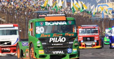Truck: Muffato chega confiante a Caruaru