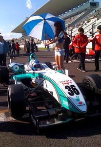 F3 Japonesa: Rafael Suzuki estreia entre os cinco melhores em Suzuka