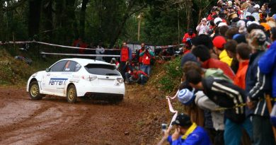 Rally: Invasão estrangeira no Rally de Erechim
