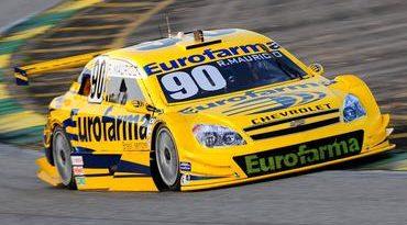 Stock: Ricardo Maurício fecha a sexta-feira como o mais rápido em Jacarepaguá