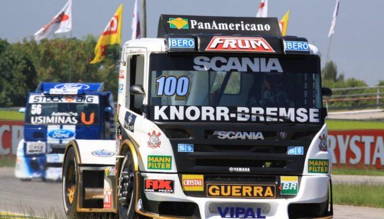 Truck: Roberval garante boa condição para tentar nova pole