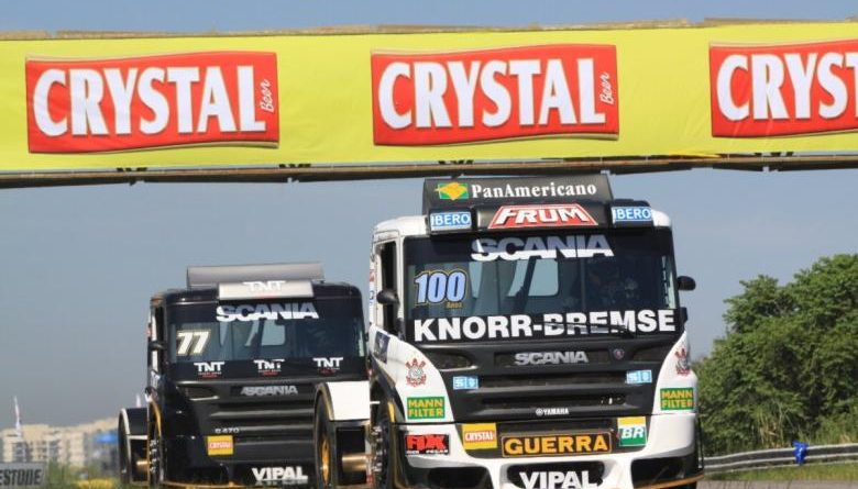 Truck: Dirani e Andrade dividem primeira fila do grid no Rio