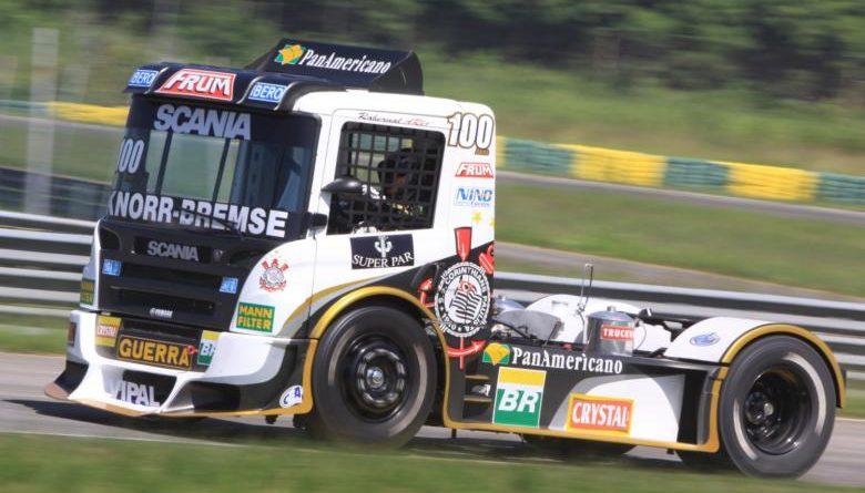 Truck: Roberval consolida bom histórico em novas pistas