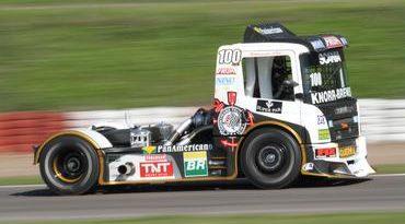 Truck: Roberval Andrade é o mais rápido em Buenos Aires