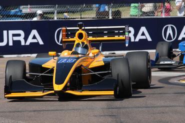 Indy Lights: Rodrigo Barbosa confia em boa classificação
