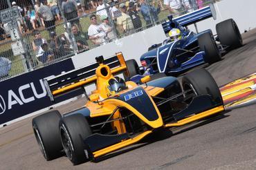 Indy Lights: Bomba de combustível estraga corrida de Rodrigo Barbosa