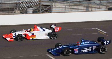 Indy Lights: Terminar na zona de pontos é a meta de Rodrigo Barbosa