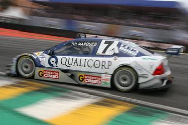 Stock: Qualicorp Racing corre completa em Curitiba