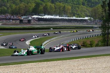 IndyCar: Tony Kanaan termina corrida do Alabama em oitavo
