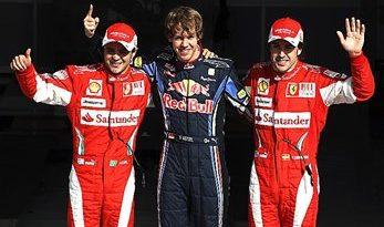 F1: Chefe da Red Bull afirma não ter pressa para usar dutos de ar