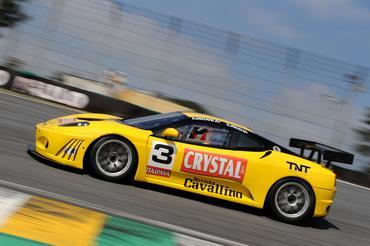 GT3 Brasil: Chuva marca dia de testes de equalização do Itaipava GT Brasil