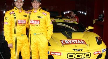 GT3 Brasil: Ricci e Derani são os mais rápidos do dia em Curitiba