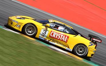 GT3 Brasil: Ricci coloca Ferrari na terceira fila em Curitiba