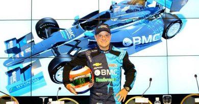 IndyCar: Barrichello coloca novo status à prova