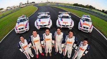 GT: BMW Team Brasil encerra testes em Curitiba e pilotos elogiam desempenho dos carros