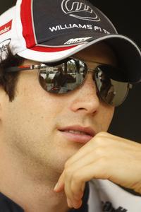 F1: Bruno Senna conta com crescimento na segunda metade do ano
