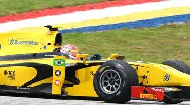 GP2 Series: Felipe Nasr larga na 5ª fila na primeira prova da GP2 na Malásia
