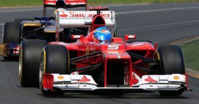 F1: Alonso critica falta de velocidade da Ferrari