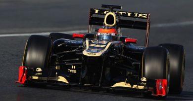 F1: Grosjean supera Button e fecha dia de testes na ponta; Massa é 8º