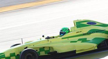 Em Monza, Gustavo Lima estreia na Fórmula Renault Alps