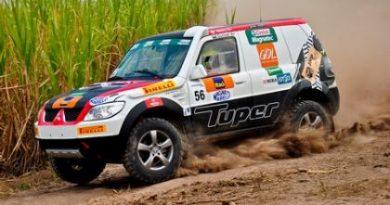 Rally: Correr em casa é motivação para dupla da Tuper na Mitsubishi Cup