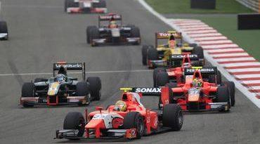 GP2 Series: Razia mantém regularidade no Bahrein