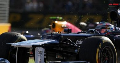 F1: Maldonado é o mais rápido no primeiro treino para o GP da Europa; Massa é o 14º