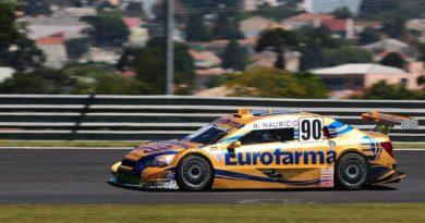 Stock: Ricardo Maurício volta a liderar treino no Autódromo de Curitiba