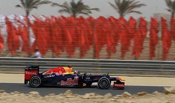 F1: Vettel conquista pole no Bahrein; Brasileiros partem de trás