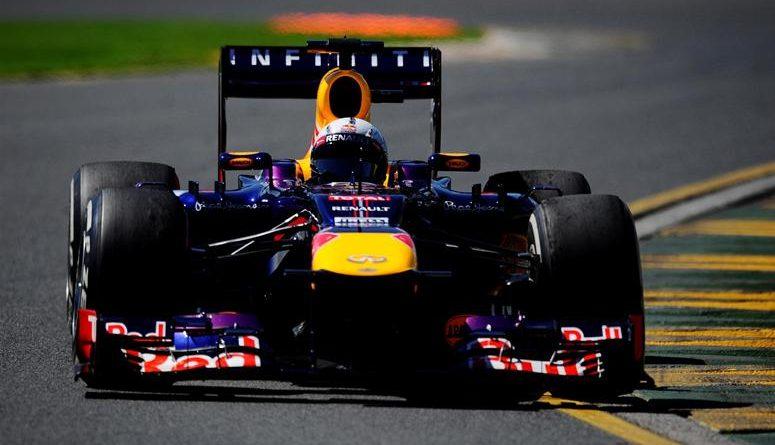 F1: Red Bull domina treinos livres na Austrália; Massa fecha o dia em 8º